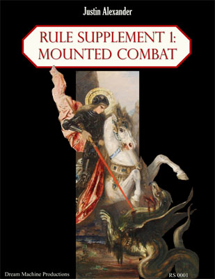 Rule Supplement 1: Mounted Combat - Justin Alexander